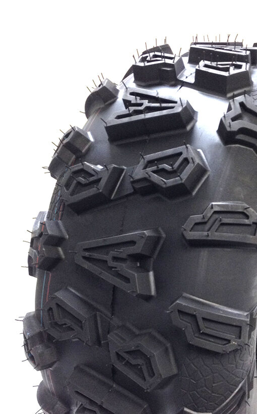 25x8.00-12  6Ply Trail Force Tire - ATV   UTV  25x8.00x12 Wanda