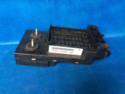 1998 98 FORD F250 F150 TRUCK INTERIOR FUSE BOX RELAY FUSEBOX F85B-14A067-AA