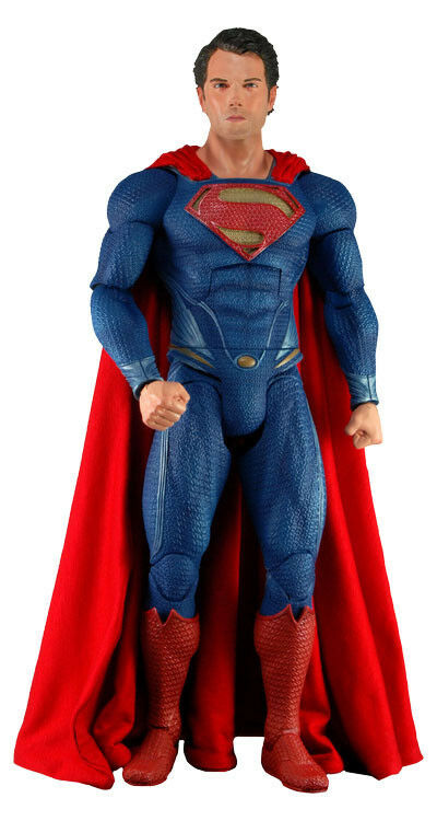 Superman - Man of Steel 1/4 Scale Action Figure