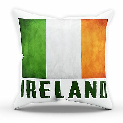 irish flag  Printed Cushion Covers Pillow Cases Home Decor or Inner