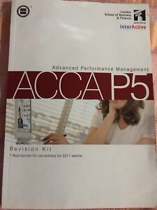 Advanced-Performance-Management-ACCA-P5-Revision-Kit