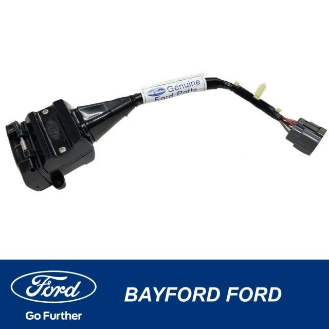 Genuine Ford Towbar Trailer Wiring Plug Harness Fg Falcon