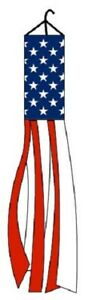 USA-Windsock-American-Red-White-Blue-Outdoor-United-States-Patriotic-US-Decor