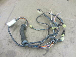 Super 94 99 Land Rover Discovery 1 Oem Left Front Door Wiring Harness Wiring Digital Resources Sapebecompassionincorg