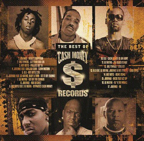 Best Of Cash Money DJ Compilation Mix CD