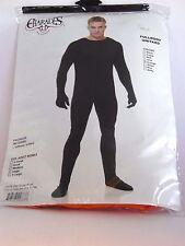 Size L Mens Orange Fullbody Unitard Mascot Costume Cosplay Halloween Costume