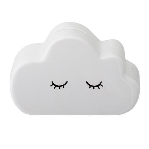 Süße weiße Wolke aus Keramik als Spardose für Kinder oder als Deko
