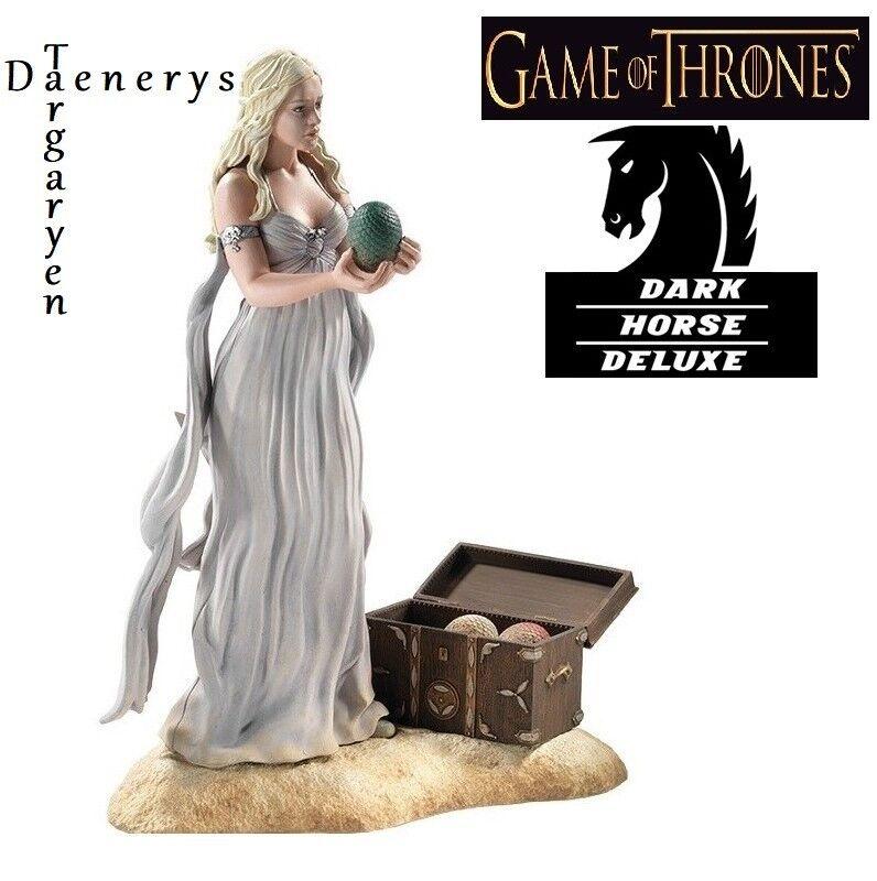 Daenerys Targaryen Dark Horse Game Of Thrones Statue Figur HBO Emilia Clarke