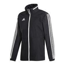 adidas Tiro 19 Allwetterjacke Jacket Schwarz Weiss