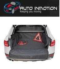 Tailored Black Boot Liner Heavy Duty Car Mat for Skoda Superb Estate 09-15