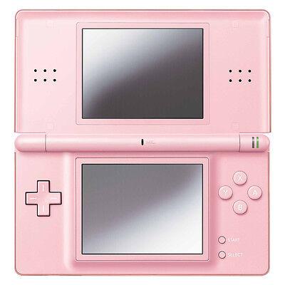 Nintendo DS Lite Coral Pink Handheld System