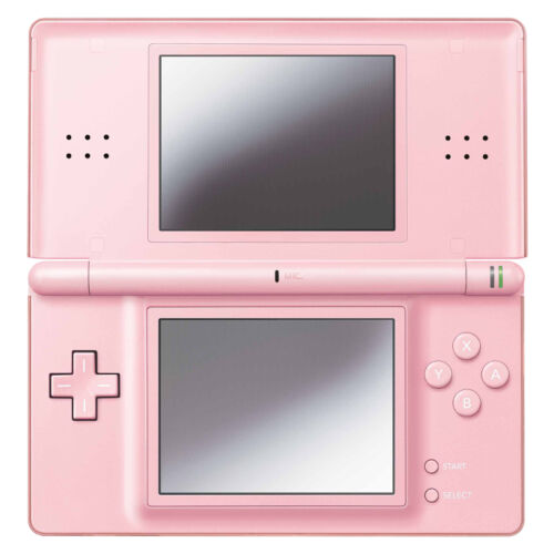 1 of 1 - Nintendo DS Lite Coral Pink Handheld System
