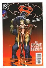 SUPERMAN BATMAN 12 (NM/M) DARKSEID and SUPERGIRL (FREE SHIPPING) *