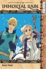 Immortal Rain Volume 8 (v. 8), Kaori Ozaki, Acceptable Book