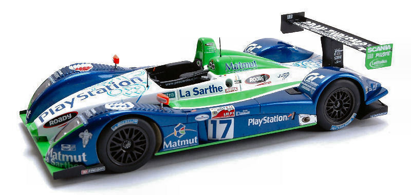 Pescarolo C 60 nd LM 2006 1 24 model spark model