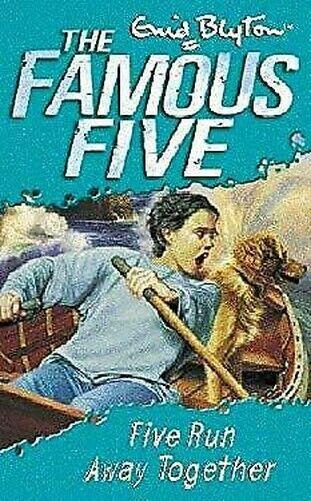 Five Run Away Zusammen von Blyton,