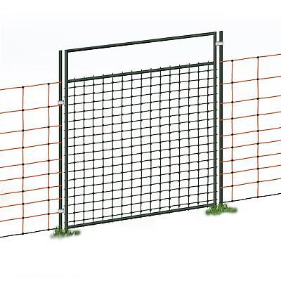 H:105cm VOSS farming Door Electric Fence Netting Poly Sheep Goat Poultry  Chicken 4250590498657 | eBay