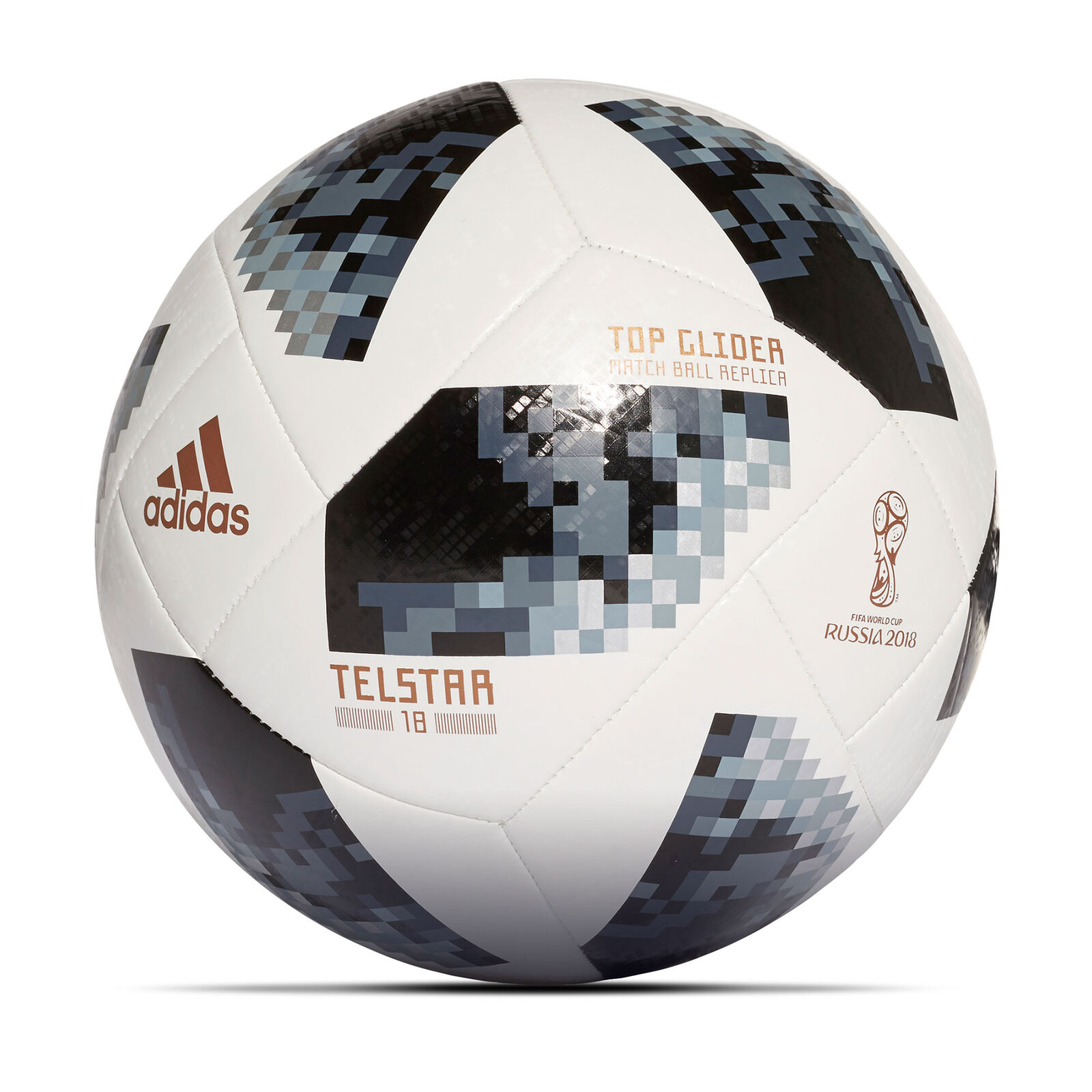 Camiseta adidas adidas World Cup 2018 Cup Telstar Top Telstar Glider Football blanco Ce8096 d05630c - allpoints.host