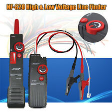 Nf 820 Highamplow Voltage Underground Wall Wires Fault Locator Cable Finder Tools