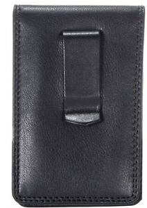 Visconti HT16 Genuine Leather Classic Bifold Wallet ID Card Holder Passcase Soft