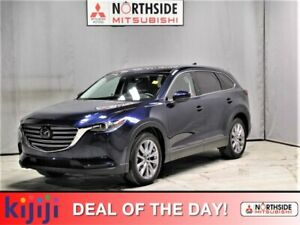 2020 Mazda CX-9 GS-L Navigation (GPS),  Leather,  Heated Seats,  Sunroof,  Back-up Cam,  Bluetooth,