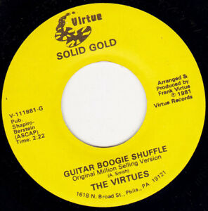 THE-VIRTUES-Guitar-Boogie-Shuffle-7-034-45
