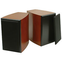 Dayton Audio Twc-0.25ch 0.25 Ftâ³ 2-way Curved Cabinet Pair C on sale