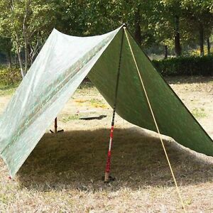 Image is loading Camo-Tent-Tarp-Awning-Canopy-Sun-Shade-Rain- : canopy for beach - memphite.com