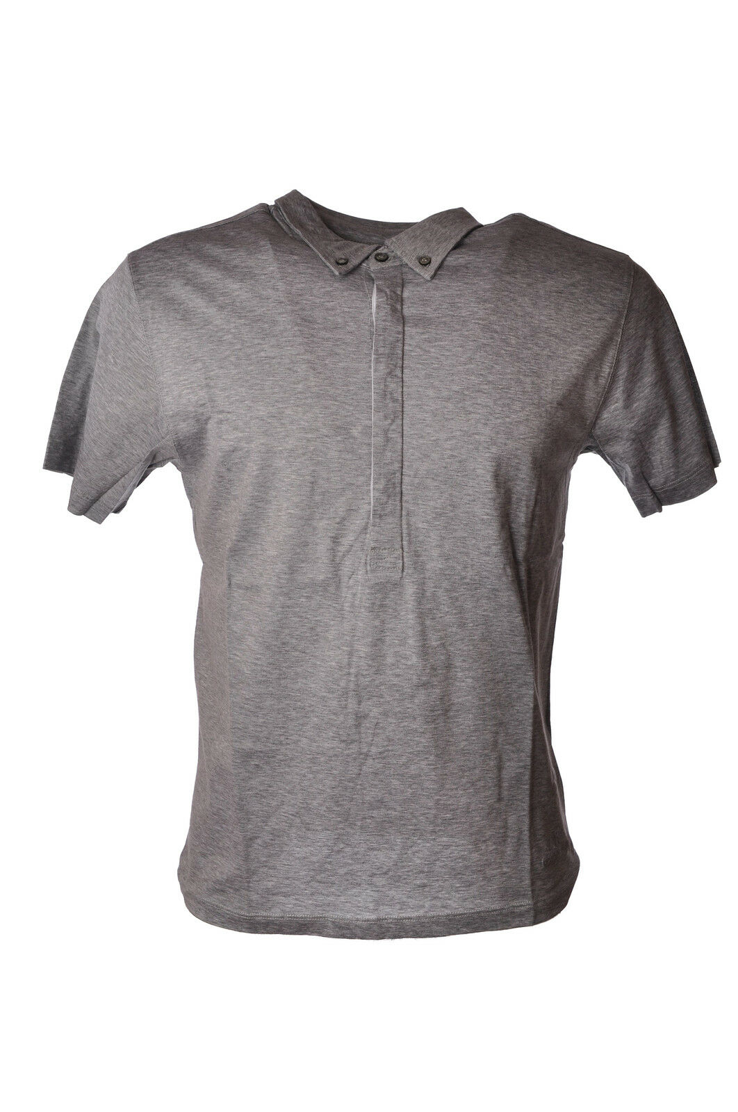 Messagerie  -  Polo - Male - Grey - 3559223A184955