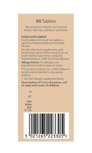 Vitabiotics Perfectil Original Haut, Haar, Haar, Haar, Nageln (90) Tabletten Gesundheit | Niedriger Preis  863e8b