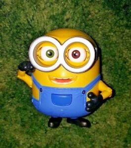 Thinkway Toys Despicable Me Minions Bob Moving Eyes Mouth Arms 5