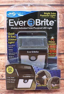 Mai Brite Outdoor movimento attivato da Esterno Energia Solare LED Luce AS Seen on TV