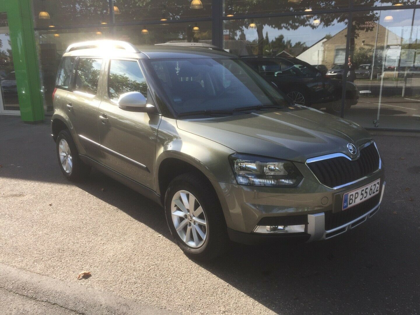Skoda Yeti Outdoor 1,2 TSi 110 Ambition DSG 5d