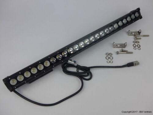 Hasenclever Distribution DEL Projecteur de travail complémentaire PHARES LIGHT BAR 120 W ip67