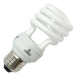 Bulbrite 509015 13W CFL T2 COIL 2700K E26 120V Compact Fluorescent Light BUlb,