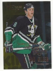 CHAD-KILGER-1995-96-Pinnacle-Select-ROOKIE-116-NM-MT-NHL-Anaheim-Mighty-Ducks