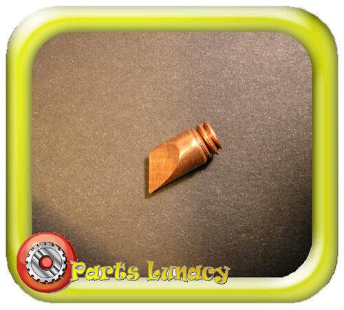 Scope Orange SS Soldering Iron Copper Tip 6mm 01a x1