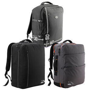 Backpack Hand Max Travel Suitcase Lightweight Cabin Bag Luggage zqvUxXqwR6