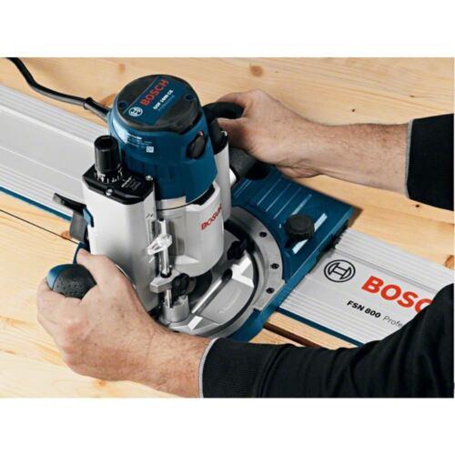 Router Bits Bosch Oberfräse Führungsschienenadapter Fsn Ofa Home Garden Gefradis Fr