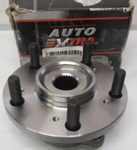 Auto-Extra-513219-Front-Hub-Assembly-New-Slightly-Damaged-Box