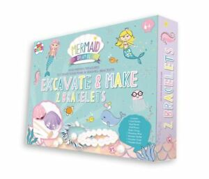 c4cccedaf5 Mermaid Dream Big 2 In 1 Dig Out Make Your Own Pearl & Seashell ...