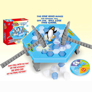 Funny-Game-Parent-child-Interactive-Games-Penguin-Trap-Activate-Game-Family-Toy