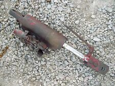 Massey Harris Pony Tractor Mh Hydraulic Hitch Lift Cylinder Amp Top Rockshaft Arms
