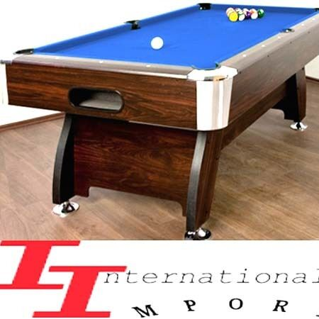 LUXE BILLARD AMERICAIN 250cm   Pro NEUF table de pool Snooker biljart salon