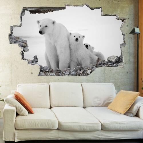 Africa Animal Safari Wildlife Nature 3D Wall Mural Photo Wallpaper Wall Stickers
