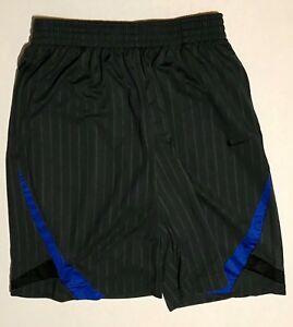 online retailer 38e41 62c70 Image is loading New-mens-Nike-Grey-Blue-Basketball-Shorts-NWT-