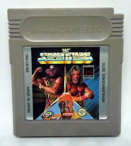 WWF-Superstars-Wrestling-Nintendo-Game-Boy-Color-Advance-DMG-LW-NOE