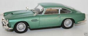 Modelo-De-Metal-Diecast-Escala-1-43-Aston-Martin-DB4-Coupe-Verde