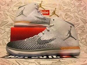 5a474eb9598b8b Jordan XXXI 31 CNY Chinese New Year White Grey Black XXX1 885429-103 ...