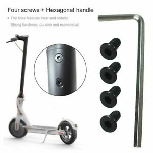 Screw-Hexagon-Handle-Skateboard-For-Xiaomi-Mijia-M365-Electric-Scooter-Parts